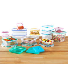 plastic kitchen canisters plastic food storage container sets new transparent cans set