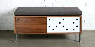 Modern Shoe Storage Bench Storage Bench And Coat Rack Quicklook Contemporary Shoe Cabinet