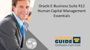 1z0 548 oracle e business suite r12 human capital management