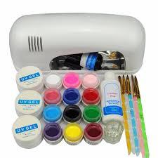 acrylic nail kits for students nail nailsart