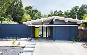 eccentric authentic eichler renovation home