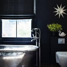 black bathroom decorating ideas 20 bold black bathroom design ideas rilane
