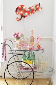 How To Decorate A Brand New Home Best 25 Bar Cart Decor Ideas Only On Pinterest Bar Cart Styling