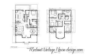 square house floor plans outstanding four square house plans with garage contemporary