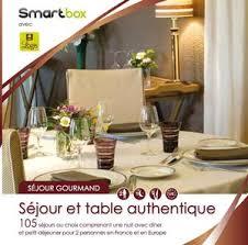 coffret smartbox table et chambre d hote calaméo smartbox sejour et table authentique