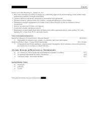 Resume For Library Assistant Job by Resume Review Hiring Librarians Page 8