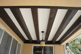 Decorative Beams Wood Beams For Outdoor Patio Ceiling Wood Decoration With U2026 Flickr