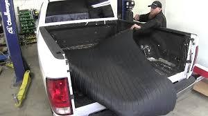 Dodge 1500 Truck Bed - installation of the deezee heavyweight truck bed mat on a 2016 ram