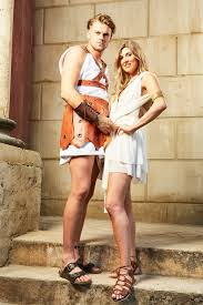 the bromans haircut meet the bromans couples jordan and jade on mud fights metro news