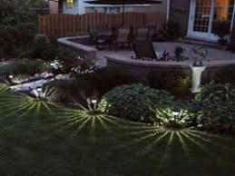 solar light crafts landscape solar lights landscape lighting ideas