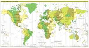 us map time zones with states time zone map of the united states nations project