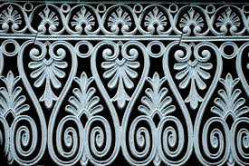 Decorative Metal Fence Panels Cast Iron Fence Panels Fence Ideas