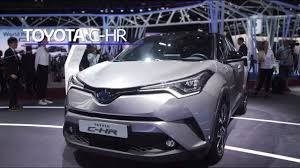 toyota global website toyota c hr image the paris motor show 2016 youtube