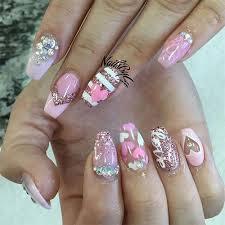 15 pink valentine u0027s day nail art designs u0026 ideas 2017 vday