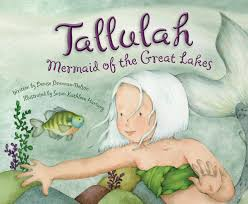 tallulah mermaid of the great lakes denise brennan nelson susan