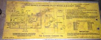 coleman two wire thermostat wiring doityourself com community forums