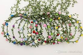 cheap garlands for weddings 2017 promotion christmas gift fashion wedding garlands