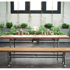 Rent Dining Room Set by Dining Table Stupendous Pipe Dining Table Amazing Ideas Dining