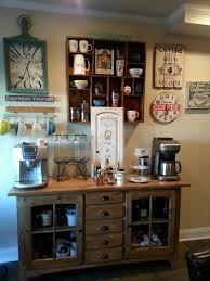 Christmas Decoration Ideas Coffee Shop by Diy Coffee Station Ideas Home Coffee Bars Ideas U0026 Pictures