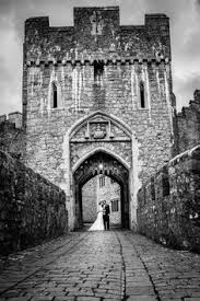 wedding arches south wales the undercroft at cardiff castle ready for the wedding ceremony of