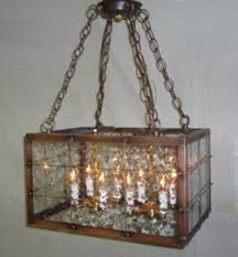 Copper Chandeliers Solid Copper Chandeliers By Hutton Metalcrafts Inc