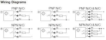 baluff 10x30x6 16 5x30x10 5 wire block sensors