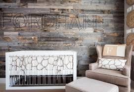 bedroom rustic nursery acrylic crib upholstered ottoman wingback