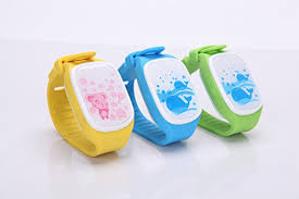 gps bracelet child images Neelam tk109 kids led real gps tracker smart wrist watch with lbs jpg
