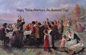 americans are awesome day aka thanksgiving engage