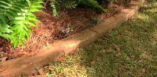 how to pour concrete curbing in your yard today u0027s homeowner