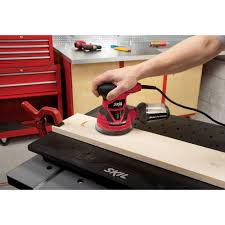Orbital Floor Sander For Sale by Skil 7492 02 5 In Random Orbit Sander With Pressure Control