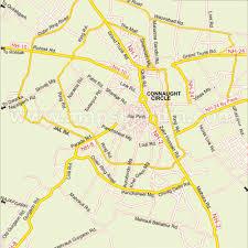 map of roads delhi road map road map of delhi delhi city road map road