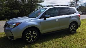 blue subaru forester 2015 2015 subaru forester 2 0xt premium automobile barre massachusetts n a