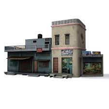 home environment design group 3ds max n houses group of indian buildings low poly by
