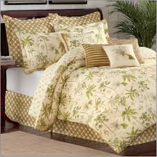 palm tree bedding king bedding bed linen
