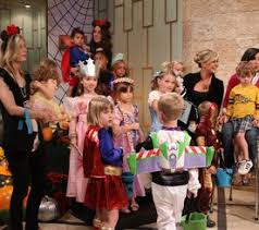 access hollywood live kids halloween costume fashion show