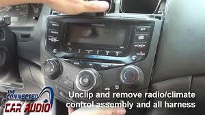 2003 honda accord radio for sale remove factory stereo honda accord 2003 2007