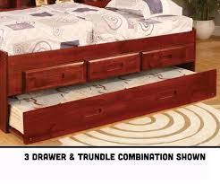 Full Size Bed With Trundle Full Size Trundle Bed With Bookcase Thesecretconsul Com