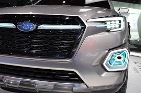 subaru viziv 7 2017 north american international auto show chicago car guy