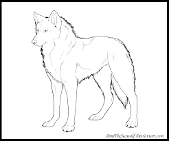 best coloring pages realistic wolves pictures best printable