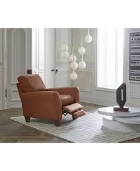 Almafi Leather Sofa Almafi Leather Recliner Furniture Macy S