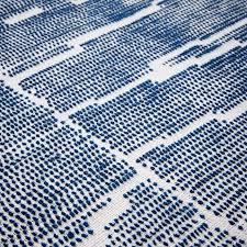 erased lines wool rug blue lagoon west elm