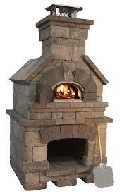 outdoor fireplace brick oven outdoor designs