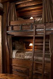 best 25 rustic bunk beds ideas on pinterest kids bedding with