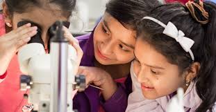 girl s empowering girls in peru through science