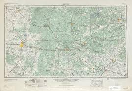 Frisco Texas Map Texas Topographic Maps Perry Castañeda Map Collection Ut