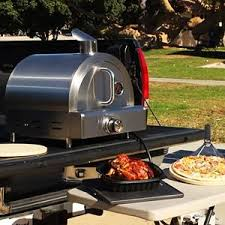 table top pizza oven mont alpi table top gas pizza oven review outdoorpizzaovenhq com