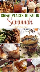 great places to eat in tidymom
