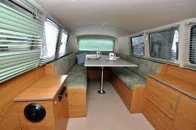 Camper Interior Decorating Ideas by Amazing Luxury Airstream Travel Trailer Interiors Decorations