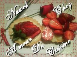 la cuisine de soulef tartelettes de fraise a la creme mousseline de nawel la cuisine